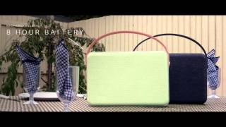 OTONE BluWall Direct - The first portable multi room speaker