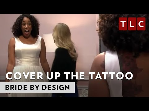 How To Cover Up The Tattoo   Bride By Design