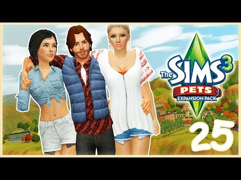 Let's Play: The Sims 3 Pets (Part 25) - Date Night + Prom