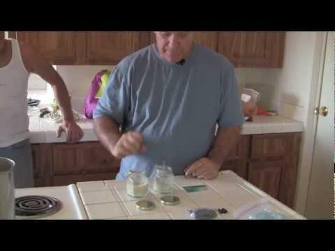 2:1:1 How to Make Hidden Treasures Gemstone Hemp Candles - Kins Domain
