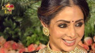 Sridevi At Grand Reception Party Of Virat Kohli & Anushka Sharma