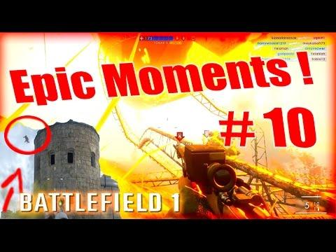 Epic Moments! #10 CoD jugando a Battlefield 1 Sniper - Class of Assault