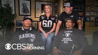 As Raiders move cities, what's the future of the fan base?