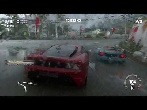 DRIVECLUB™ PS4 PRO 5.50 SUPERSAMPLING
