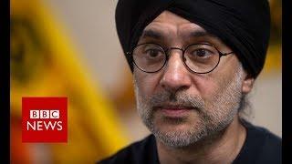 The unspoken UK Punjabi alcohol problem - BBC News