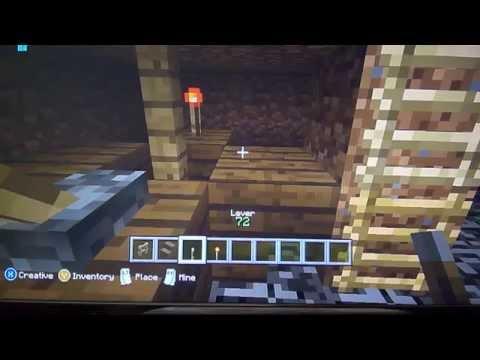 Minecraft Tutorial E1 How to make Tardis (no mods or texture packs xbox 360)