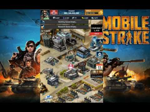 Mobile Strike T5 TROOPS ARE HERE!! AN ACTUAL GAME CHANGER!!