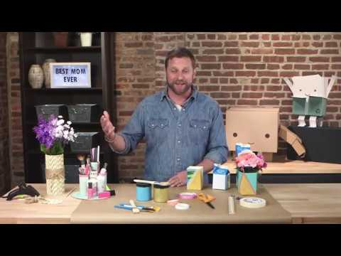 DIY Mother's Day Gift Ideas with George Oliphant