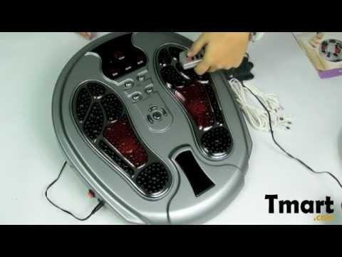 $112.55 Biological Electro Magnetic Wave Pulse Foot Massager