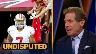 Skip Bayless explains why he would love to see Kaepernick sign with the Dallas Cowboys |  UNDISPUTED