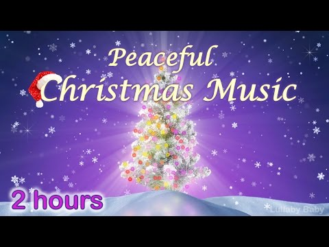 ☆ 2 HOURS ☆ CHRISTMAS MUSIC ♫ Peaceful and Relaxing Mix ☆ CHRISTMAS MUSIC Instrumental Upbeat