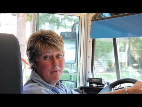 Back to school bus safety from Henrico Police