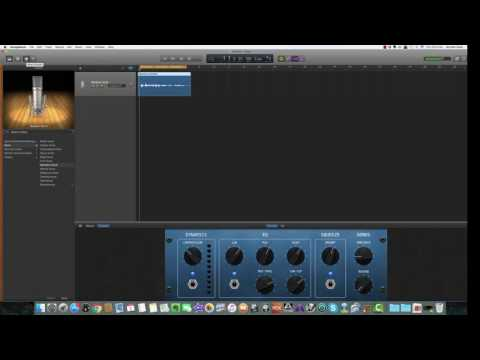 How to Record Your Podcast Intro in Garageband Part 1