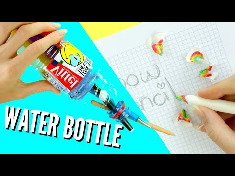 WIERD FIVE MINUTE BACK To SCHOOL SUPPLIES DIYS!! Fast And To The Point! +SHOUTOUT!!