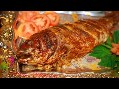 আস্ত মাছ বেইকিং ॥ Baked Whole Red Snapper ॥ Red Snapper Fish ॥ Bangla Recipe ॥ R# 104