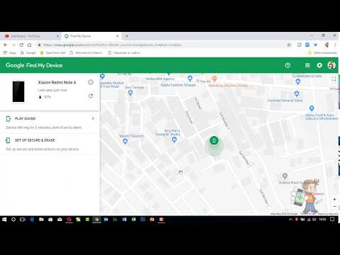 How Can you Locate the Exact Location of Your Lost Mobile Device with Google Find Device Service .