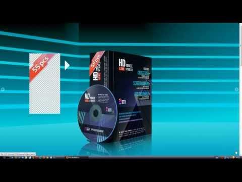 GBox v1.3  - INTRO. 3D Box Generator. 3D Box Maker. 3D Cover Creator. Software Box