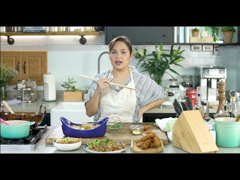 [Judy Ann's Kitchen 6] Ep 4: Japanese-Themed Dishes - Ebi Fry, Katsudon, Chicken Teriyaki, etc