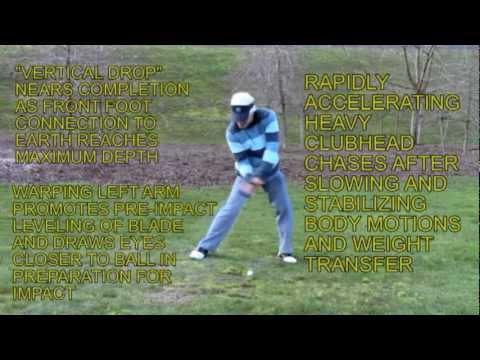 Moe Norman Genius Golfer - Swing Analysis by his Former Caddie