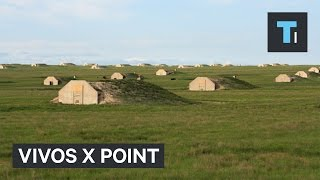 The largest private bunker community on earth