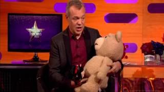 Vanellope von Schweetz meets Ted (The  R-rated Teddy Bear)