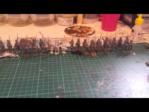 Blackpowder/Napoleonic french/3rd lancers done