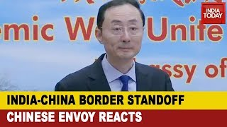 We Pose No Threat To Each Other, Says Chinese Envoy Sun Weidong On Ladakh Standoff