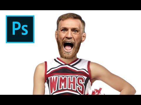 Adobe Photoshop Tutorial - Body Swap