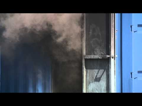 Fire Behavior Training Prop - TVFR - 2012