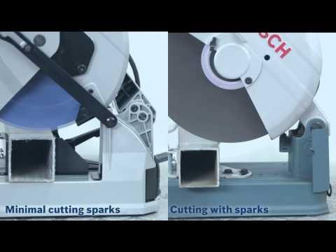 Bosch Band Saw | Metal Cut Off Saw | GCD 12 JL Professional Tools