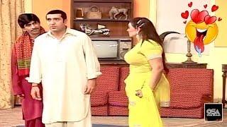 Zafri Khan & Anjuman Shehzadi - Kuriyan Batameez Hondiyan Ne - Best Comedy Drama😂