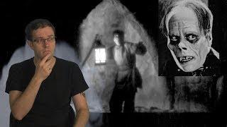 Who is the lantern man in Phantom of the Opera?