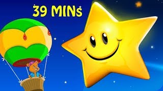 Twinkle Twinkle Little Star & Many More   Popular Nursery Rhymes Collection by Millennium Animations