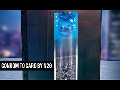 Condom to Card by N2G - Magicland.se