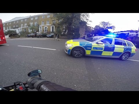 My Encounters with the British Police