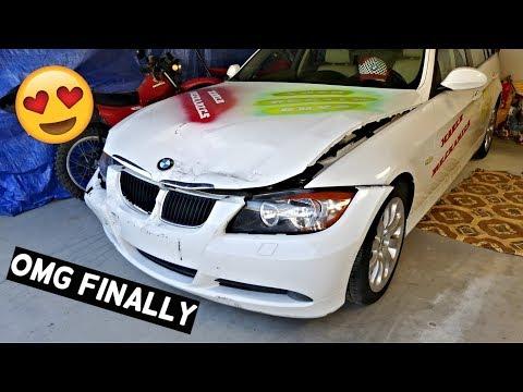 WON DIRTY CHEAP RARE BMW WAGON AT COPART AUCTION