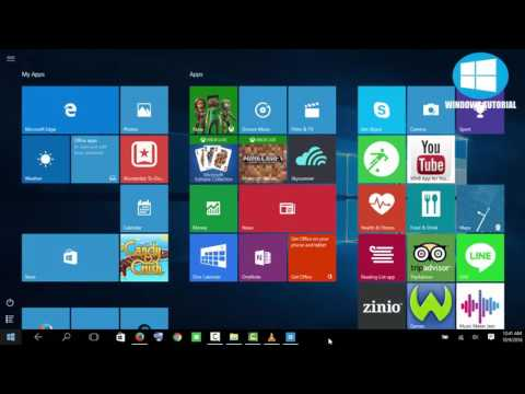 How To Change Windows 10 Start Menu Like Windows 8