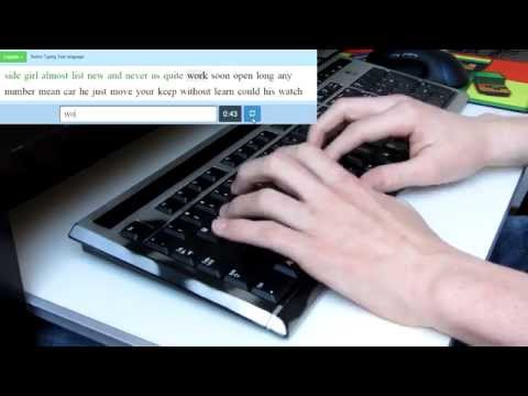 Logitech scissor switches sound test