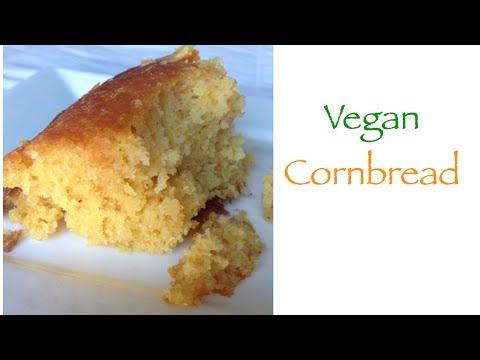 How to Make Vegan Cornbread Recipe-It's Like Butta, Baby! ~ Brown Vegan