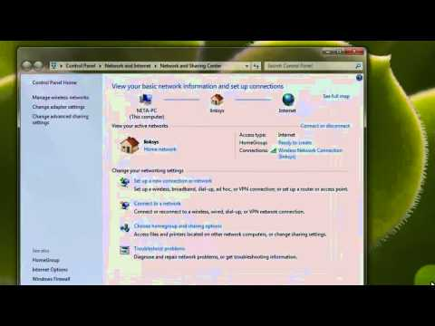 Quick tip- How to find your IP Address on Windows 7- the easy way [HD]