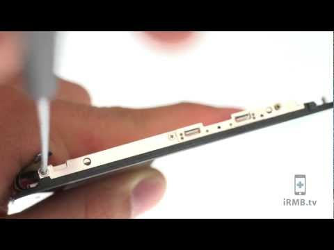 Earpiece Repair - iPhone 3G & 3GS How to Tutorial