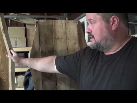 How to age wood in minutes!  -DIY Daddy