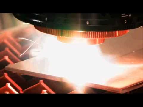 Direct-diode laser bright enough to cut and weld metal