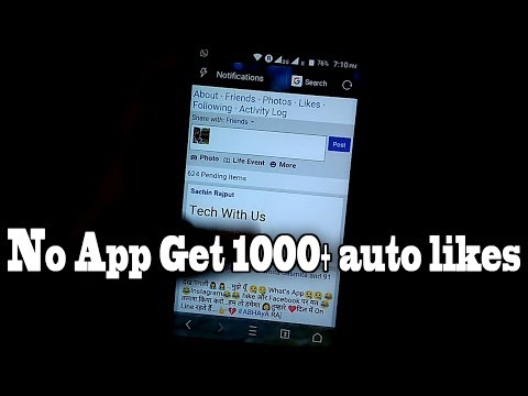 Get facebook auto like 100% works   no spam no hack    ur id will not get hacked  