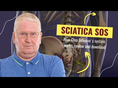 How to cure sciatica and relieve sciatic nerve pain fast and naturally ☑️