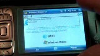 Opera Mini 4 vs Pocket Internet Explorer