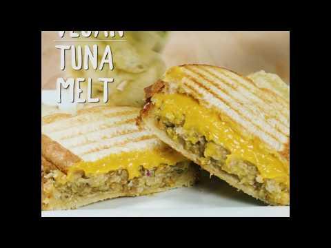 Vegan Tuna Melt