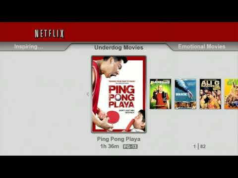 PS3 Netflix in HD