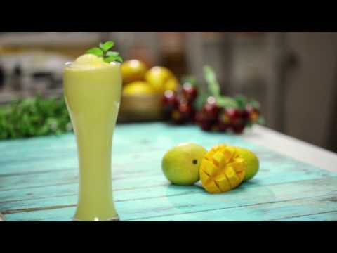 Amul Recipes: Mango Milkshake - Tamil