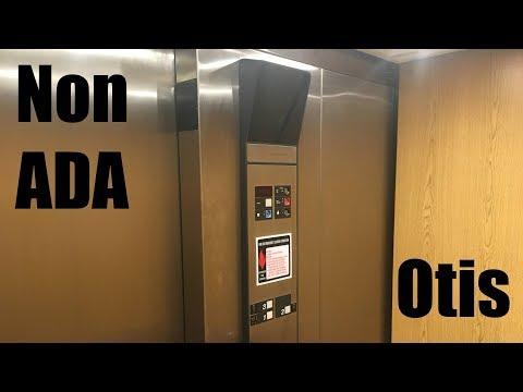 Awesome Otis Hydraulic Elevator @ 1250 Grove Ave - Barrington, IL